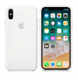 Cover I Phone X Apple Originale Bianco