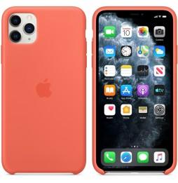 Cover iPhone 11 Pro Max Apple Originale Mandarancio (Arancione)