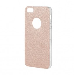 AREA COVER Glitter - Rose Gold IPHONE 5S SE