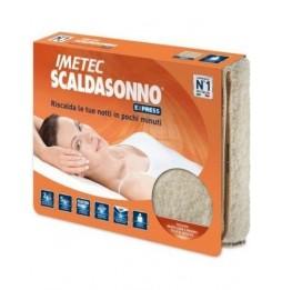 Scaldasonno Singolo Imetec Scaldaletto Lana 100W Express 16282