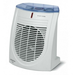 Johnson Tempo caldobagno elettrico stufetta da bagno termoventilatore 1000/2000W