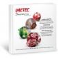 Imetec Succovivo Compact 800 Estrattore di Succo a Freddo Succhi Sorbetti Spremitura Lenta 3 Velocità Ricettario