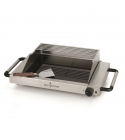 Hell`s Kitchen HK037 Electric Griddle Stainless Steel