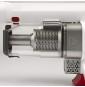 G3Ferrari G90013 Aspirapolvere Senza Filo Ricaricabile 220 Watt 30 min