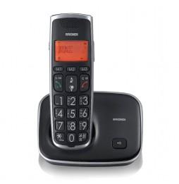 Telefono Cordless Vivavoce Brondi colore Nero - Bravogold