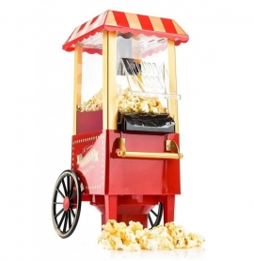 Howell Macchina PopCorn Carretto Pop Corn Potenza 1200 Watt HPC512