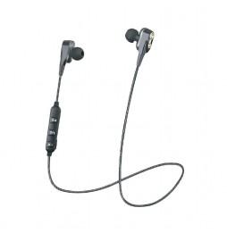 Cuffia Auricolare Stereo BLUETOOTH 5.0 doppio speaker bassi potenti Feder