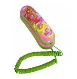 MAJESTIC TELEFONO FISSO TASTI GRANDI BLACK