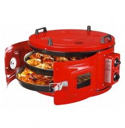 Forno pizza professionale ITMAT 1300Watt funzione grill