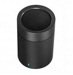 Xiaomi Mi Speaker Bluetooth MIC Integrato Range 10m Indicatore LED 1200mAh Nero