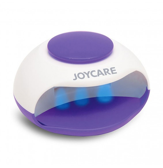 Joycare JC-349 Easy dry nail polish dryer with led light and fan