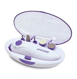 JOYCARE JC-368 Set Manicure Pedicure 5 accessori inclusi