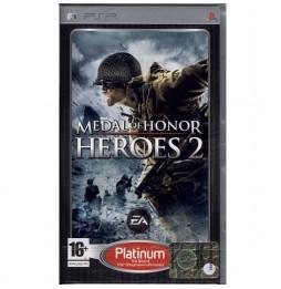MEDAL OF HONOR HEROES 2 PSP - NUOVO E SIGILLATO EDIZIONE