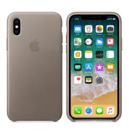 Cover I Phone X Apple Originale Dark Olive
