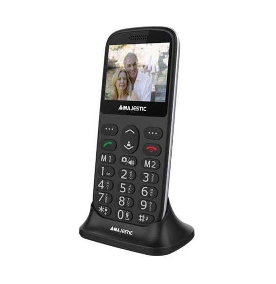 Majestic Mobile seniorphone Silenus 72